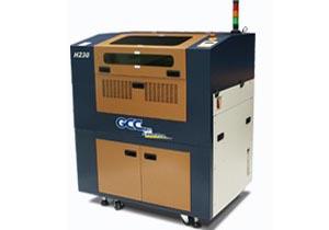 GCC LaserPro H230 lézeres jelölő vágó és gravírozógép