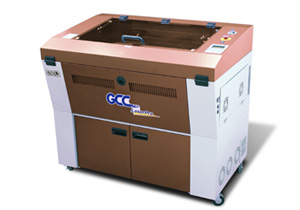 GCC LaserPro S290 lézergravírozógép