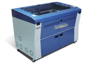 GCC LaserPro Spirit GLS lézergravírozógép