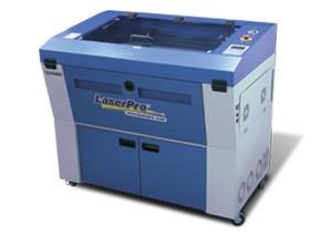 GCC LaserPro Spirit LS lézergravírozógép