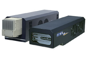 GCC LaserPro StellarMark C lézeres gravírozó és jelölőgép