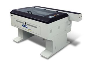 GCC LaserPro X380 lézeres vágó és gravírozógép