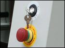 Kulcsos kapcsoló és vészleállító - FMC